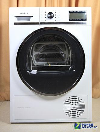 西门子滚筒洗衣机拆解
