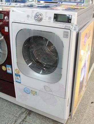lg高端洗衣机售价18774元