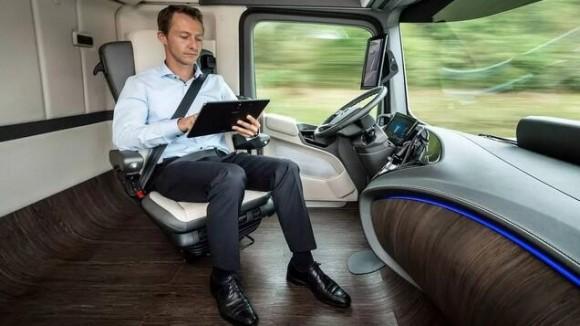 自动驾驶新阶段 2017CES汽车科技类前瞻