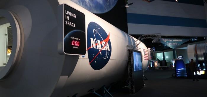 一生至少来一次 参观美国NASA太空总署