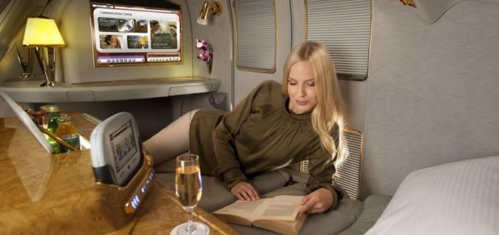 天使与魔鬼13:飞机舱位和免费升舱的事
