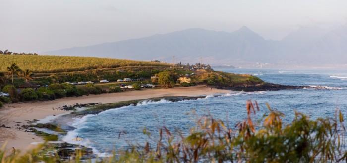 岛屿风光摄影作品