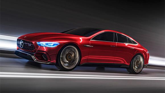奔驰AMG部门酝酿改革 研发高性能电动车